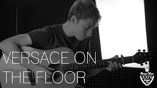 Baixar Bruno Mars - Versace On The Floor - Fingerstyle Guitar Cover by James Bartholomew