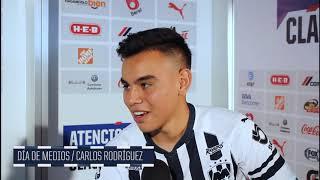 Los comentarios de Rodolfo Pizarro y Carlos Rodriguez previo al Clásico 117.