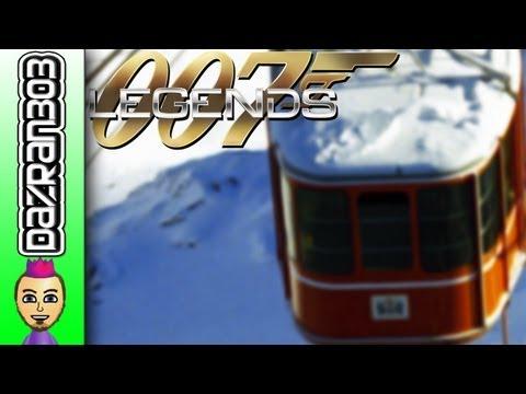 007 LEGENDS ON HER MAJESTY'S SECRET SERVICE Trailer | Nintendo WiiU