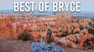 BRYCE CANYON - BEST of UTAH NATIONAL PARKS