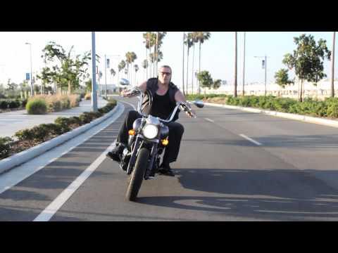 Robert Allen Mukes Motorcycle Reel