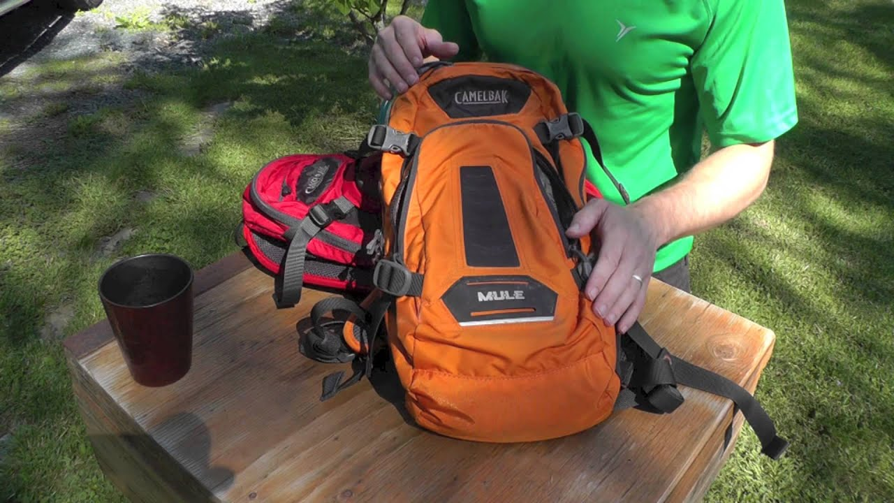 Camelbak M U L E Pack Review The Outdoor Gear Review