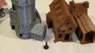 #267 3D Printing for Wargames from Printable Scenery files