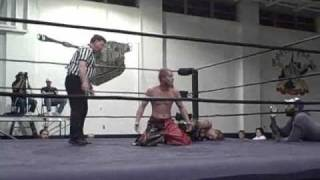 Scott Sarin vs.  Crazii Shea  highlight