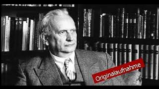 Karl Jaspers  Wesen der Existenz (Gespräch 1960)