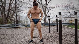 Parecem pernas os das estranhos músculos