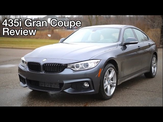 Why The 435i Gran Coupe Is BETTER Than The 3 Series!