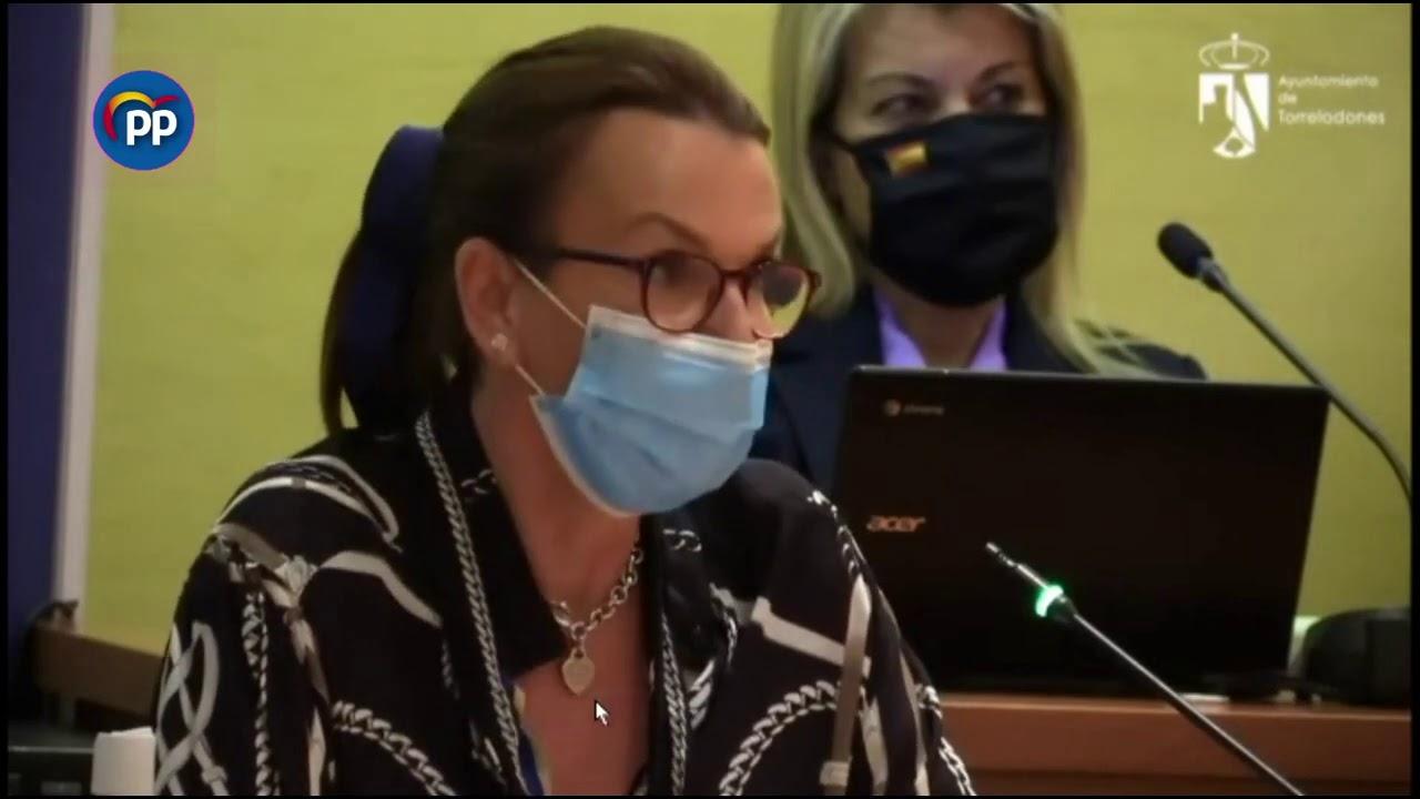Pregunta por la sentencia contra la suspensión de policías locales en Torrelodones