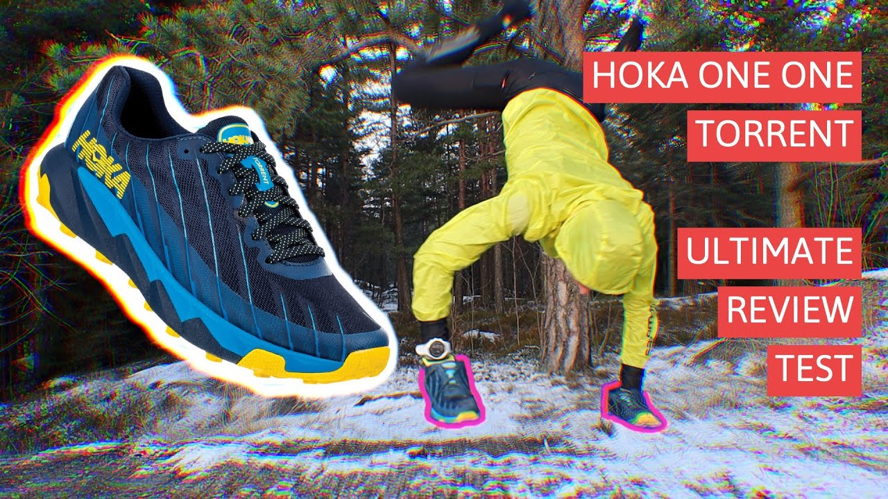 Hoka One One Torrent review // still worth buying in 2020!?