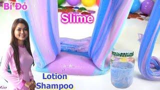 Hướng Dẫn Làm Slime GALAXY  Công Thức Mới Cực Dẽo Cực Thơm &