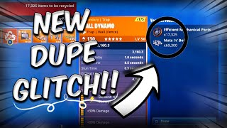 NEW working duplication GLITCH Fortnite Save The World!!