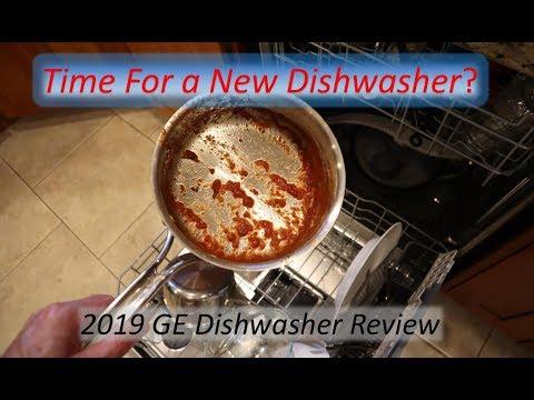 2019 GE dishwasher Review