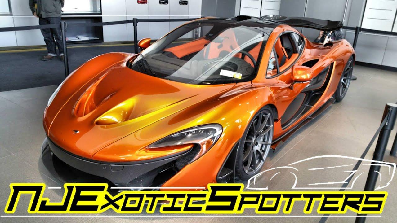 Lumia Orange McLaren P1 MSO || McLaren Greenwich || Miller ...