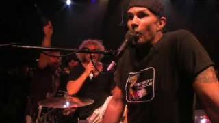 """Chickenfoot - Classic Rock Awards 2009 """"Best New Band"""" Thank You"""