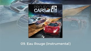 Project CARS 2 OST Eau Rouge Instrumental