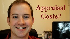 What does an appraisal cost?
