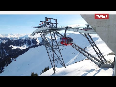 Kitzbühel 3S Cable Car
