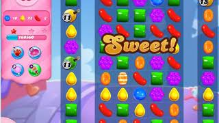 Candy Crush Saga   level 392 no boosters