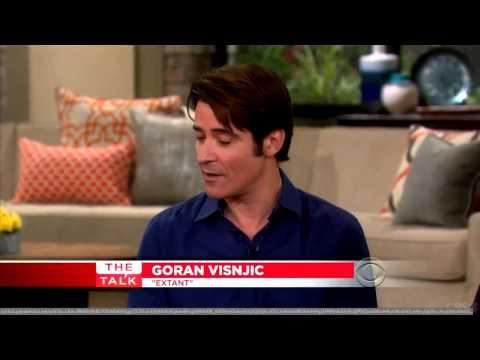 The Talk - Goran Visnjic Talks 'Extant' & Halle Berry