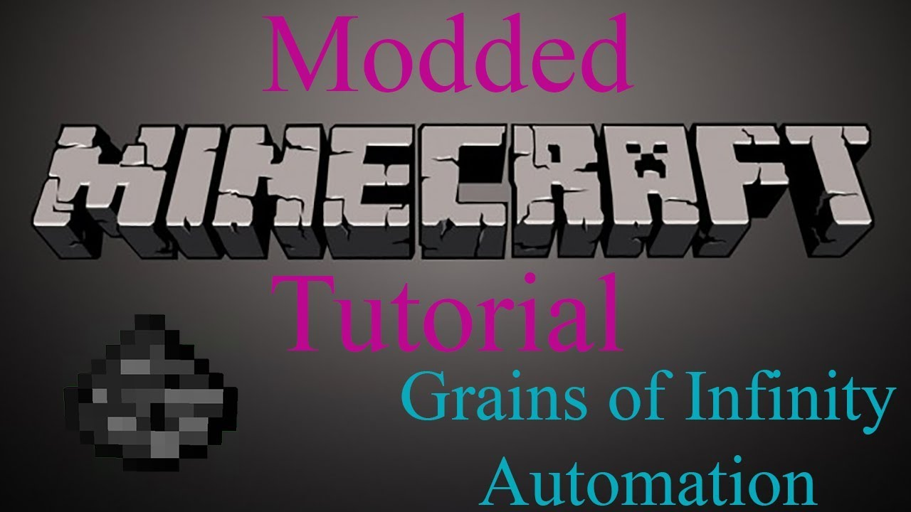 modded minecraft tutorial automating