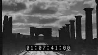 Ruins of Timgad 1920s