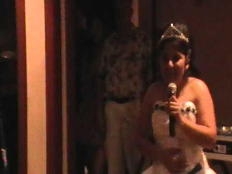 Natalie Christine Beltran Singing