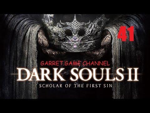 DARK SOULS 2 Scholar of the First Sin.41 серия.Шульва,Священный город.