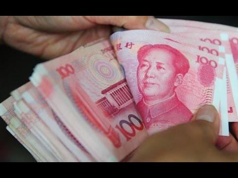 Форекс. Аналитика. Динамика юаня давит на доллар