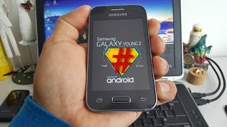 ROOT SAMSUNG YOUNG 2 G130HN ANDROID 4.4.2 CON TWRP