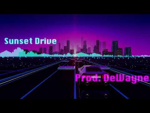 Sunset Drive - SOUNDCLOUD RAPPER TYPE BEAT (NEW MUSIC 2018)