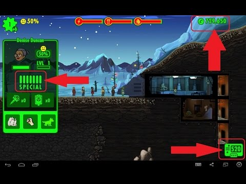 Fallout Shelter Hacks - How To Cheat (all Free)