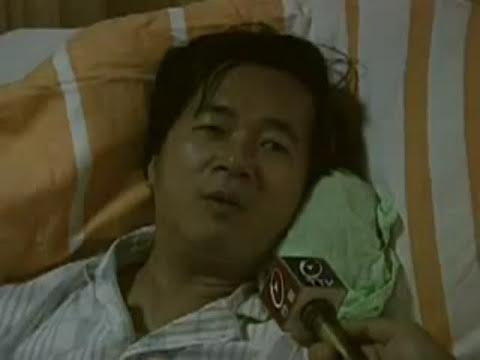 阿扁被韓國瑜翻桌,還被打到送醫