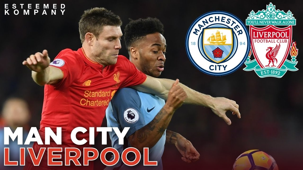 MANCHESTER CITY vs LIVERPOOL HIGHLIGHTS & GOALS (19/3/17) - YouTube