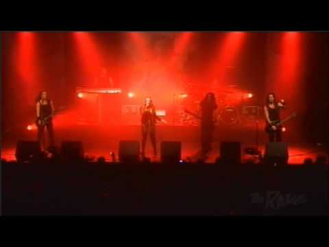 Epica - Live at The Rave - 28.11.2010 full concert