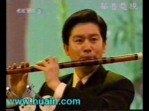 Chinese bamboo flute;幽蘭逢春 / 竹笛:戴亞