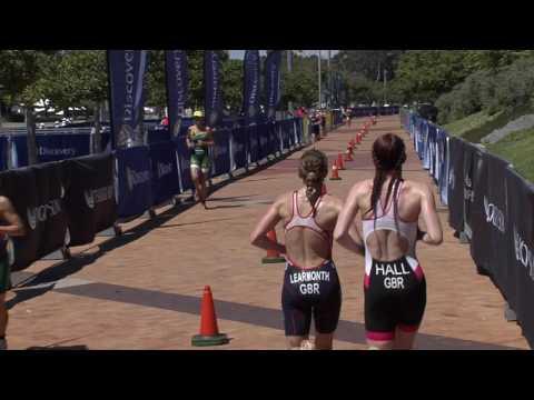 2017 Cape Town ITU World Cup - Elite Women's Highlights