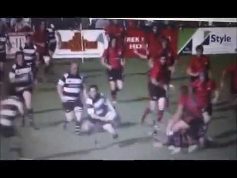 Brett Turner Rugby CV