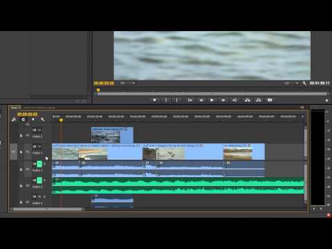 Premiere Pro Techniques: 109 Timeline Panel Change in CC