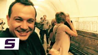 ChinKong & DJ Smash & A Ryzhov -  На заре