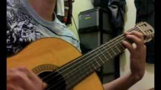 安静了 An Jing Le - S.H.E - Guitar Solo