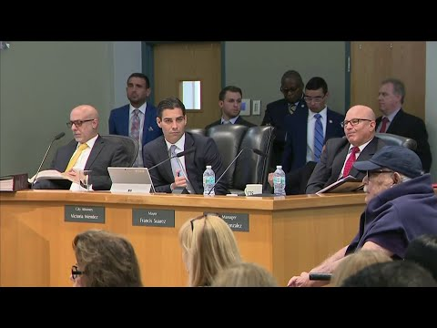 Miami commissioners hold special meeting on Coconut Grove Playhouse