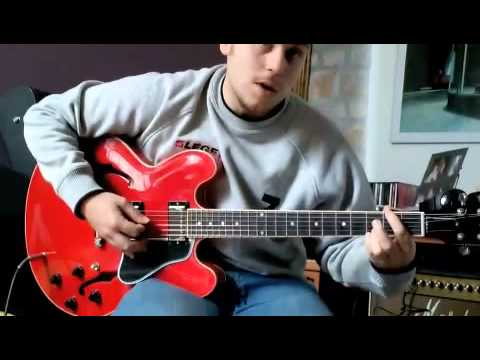 Pink Ft Nate Ruess - Just Give Me A Reason - Tutorial Chitarra