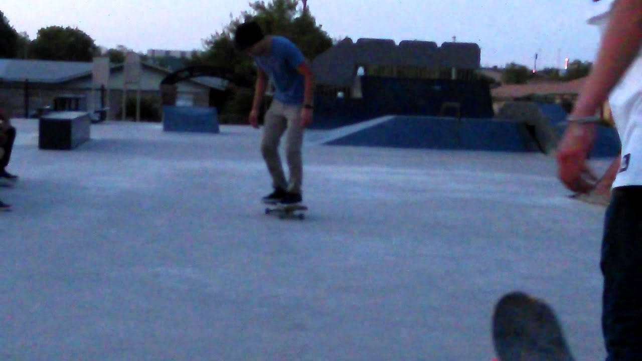 Skate Competition Vlog at Burr Park In Eagle Pass, Texas