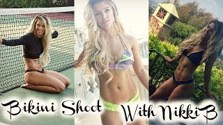 Bikini Shoot With Nikki B