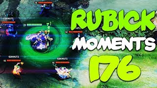 Dota 2 Rubick Moments Ep. 176