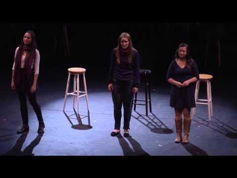 At The Ballet-A Chorus Line, Vanderbilt's Original Cast