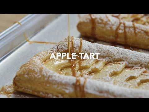 Apple Tart by The Pioneer Woman