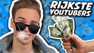 TOP 10 RICHEST YOUTUBERS!