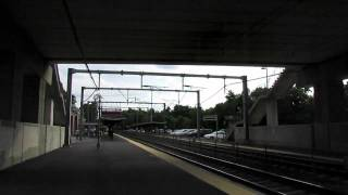 "Acela Express 130mph ""Cranks""  Through Sharon MA!"