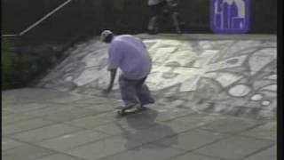411 #1 skateboarding in LONDON